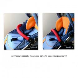 Barierka pałąk do wózka