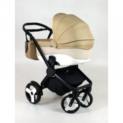 MiMax beżowy wózek Bambi...