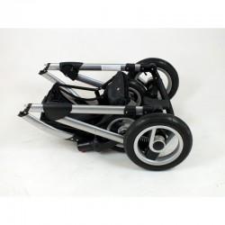 Shotti szary wózek z czerwonym